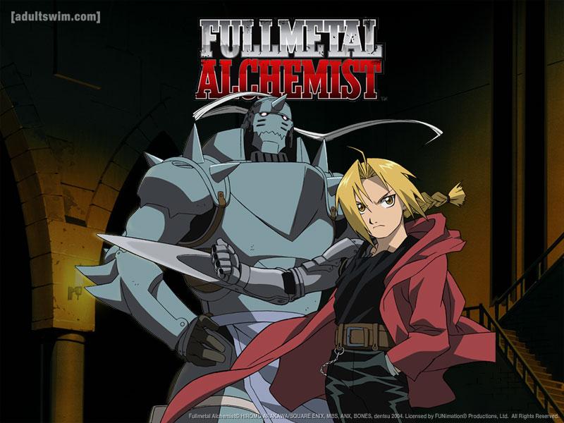 Serien Stream Fullmetal Alchemist