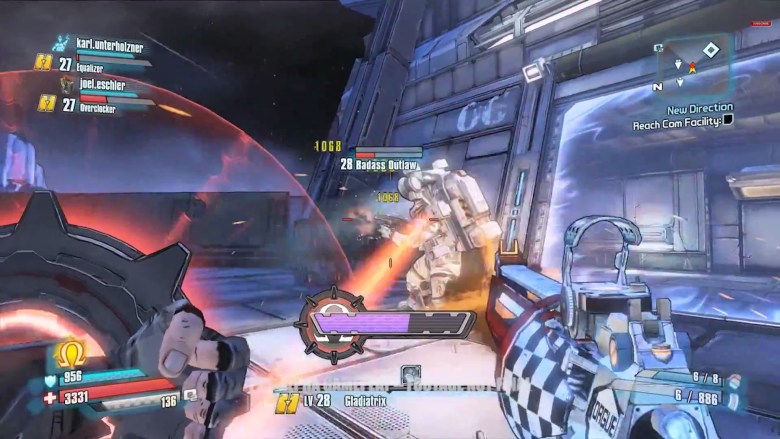 E3 2014: Borderlands: The Pre-Sequel - Butt Stomping on the Moon ...