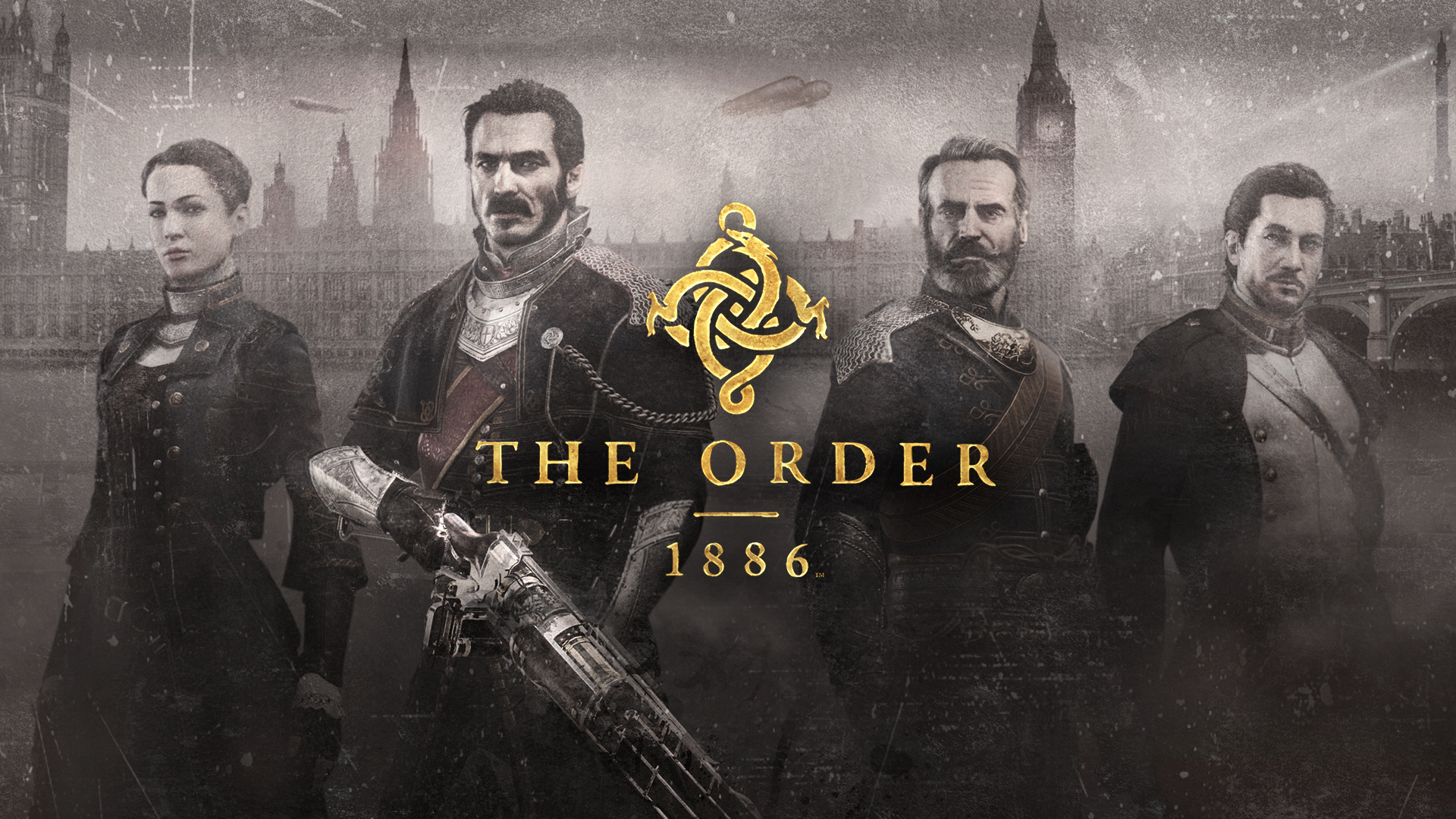 Ps 4 Exclusive The Order 1886