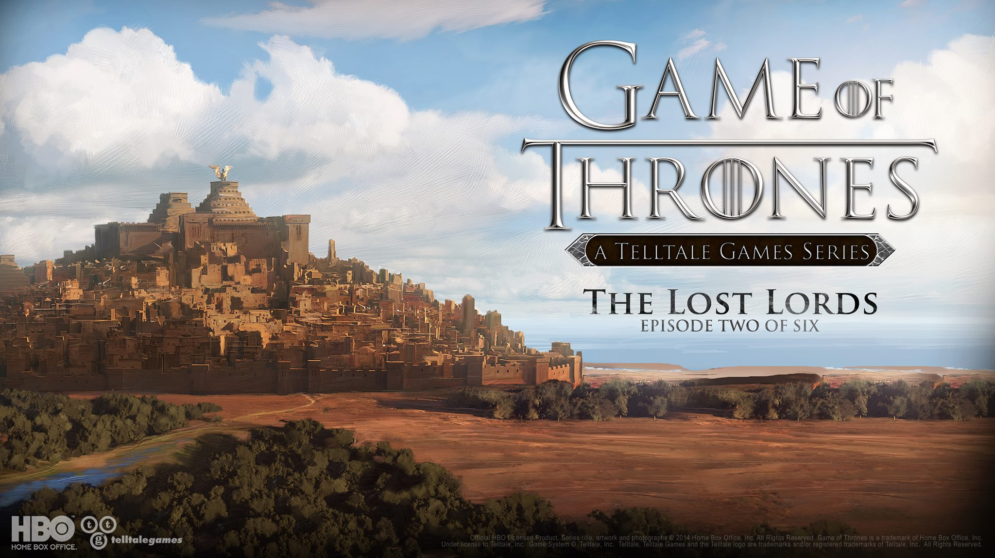 Game of Thrones Lost Lords cover