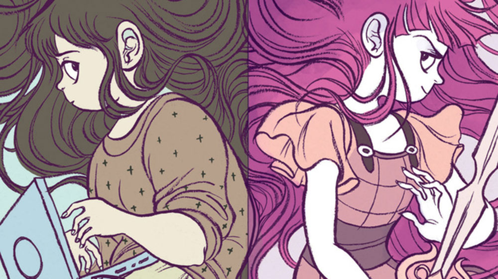In Real Life by Jen Wang and Cory Doctorow