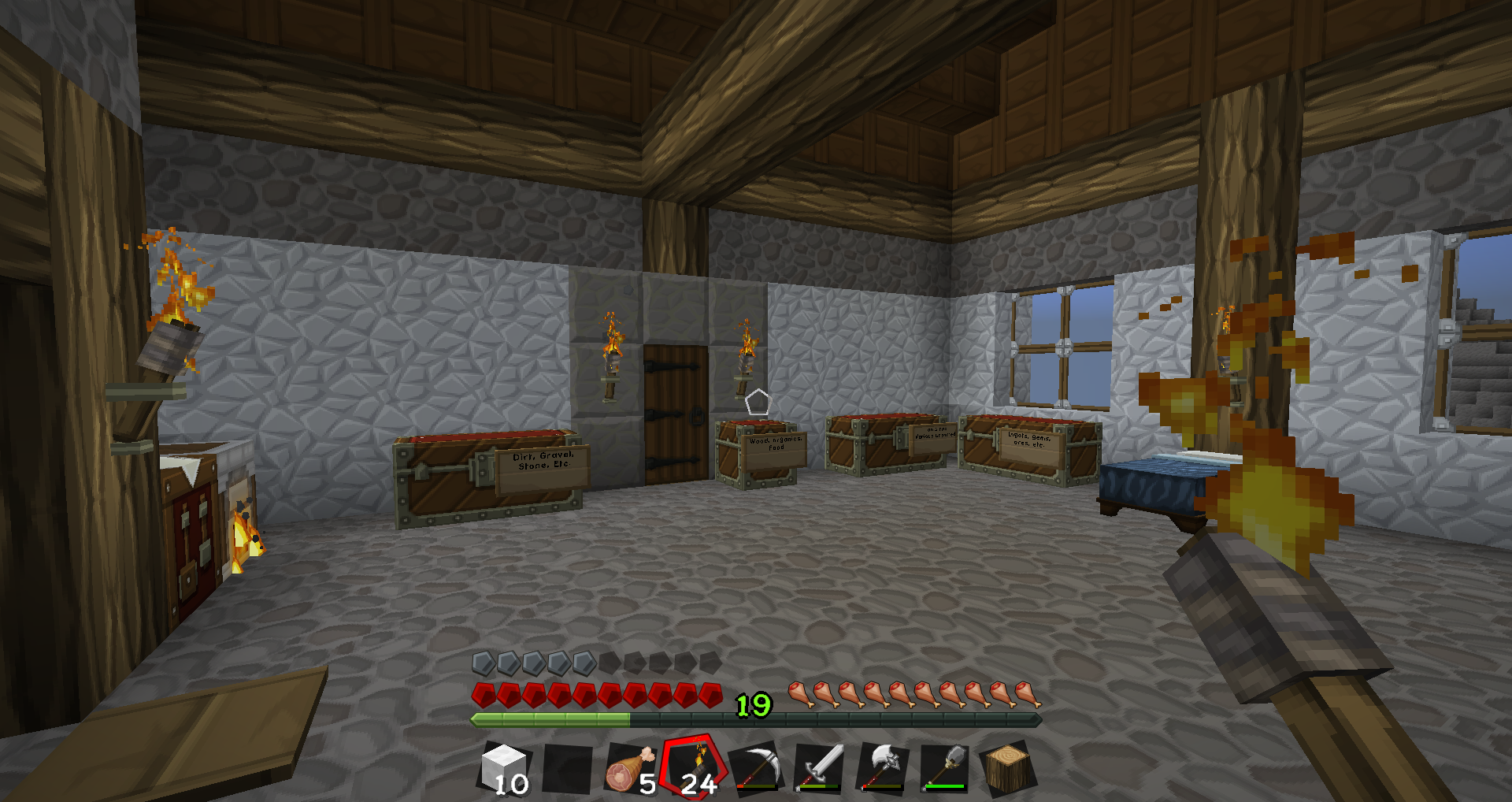 Minecraft: To the End and Back Again – Homestead and Farming