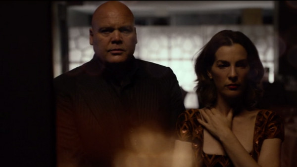 Fisk tells Vanessa all about his daddy issues and she digs it.