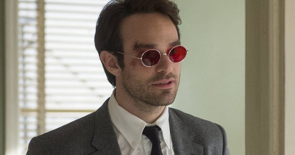 Sometimes Daredevil was a bit too accurate. Would anyone really wear those glasses?