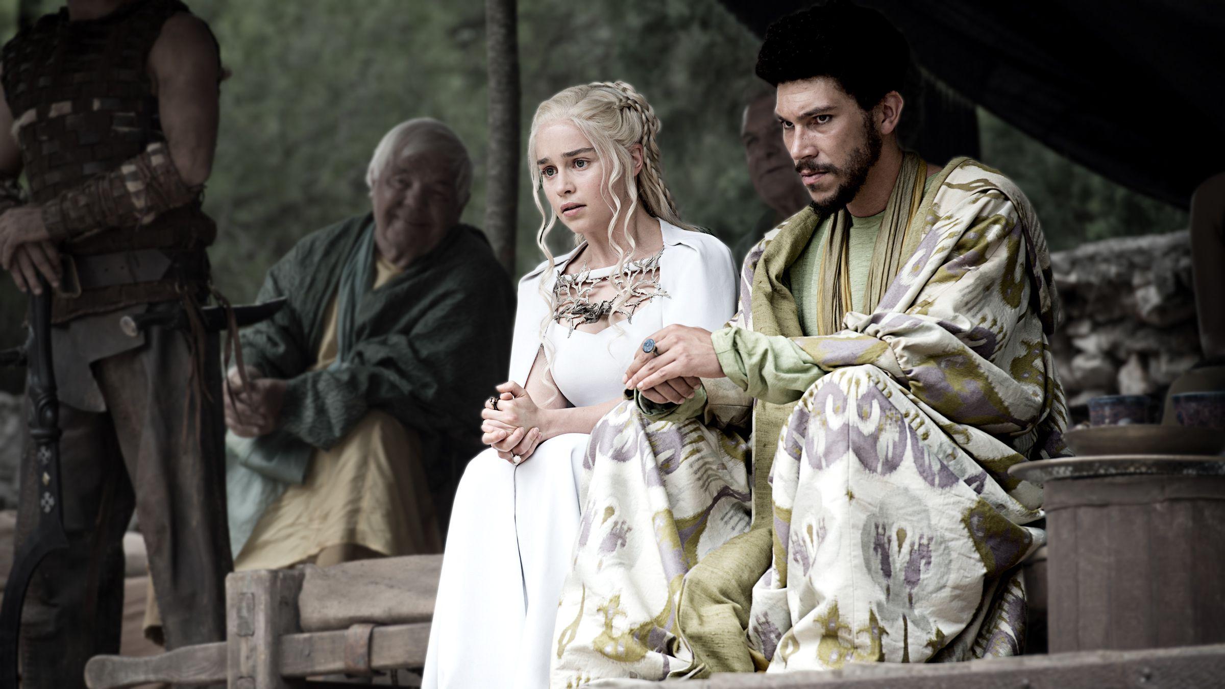 Game of Thrones Season 5 Episode 7: The Gift
