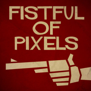 Fistful of Pixels - Low Res Logo