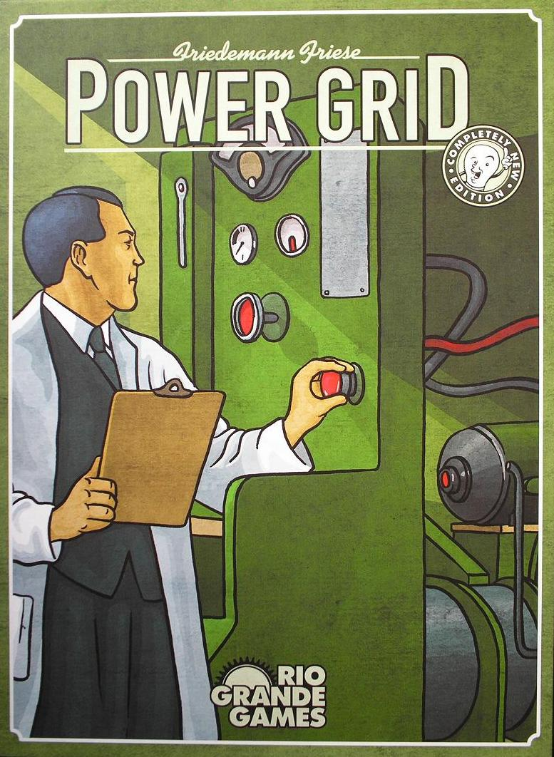 This game sure looks exciting…lab coats and power generation, yippee!