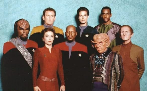 deep space nine 1
