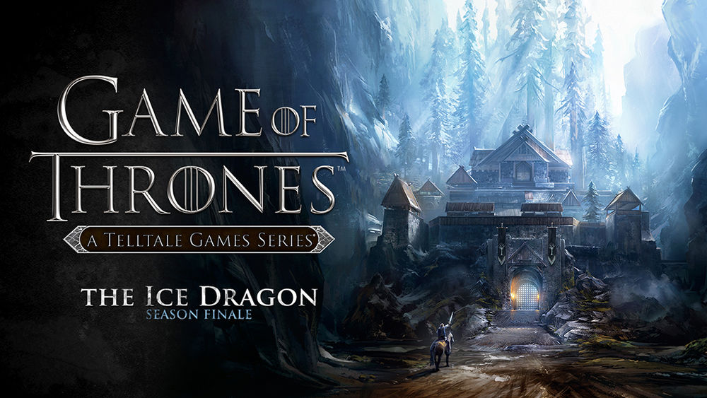 game of thrones telltale ice dragon