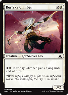 """Other cards move from """"fine"""" to """"very strong"""" with just one +1/+1 counter."""