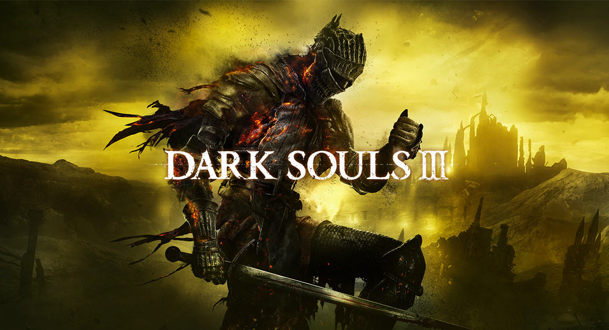 Darksouls 3 cover