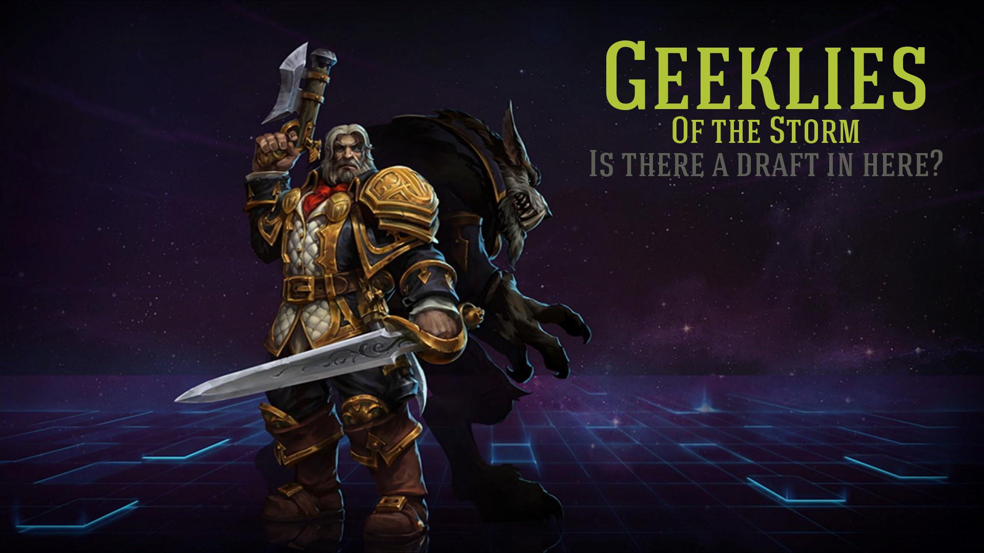Geeklies-Draft