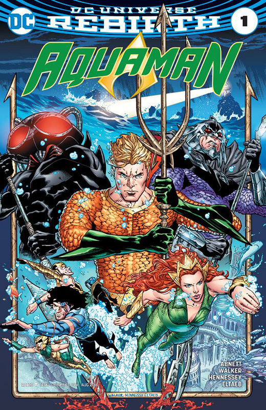 Aquaman #1 2016