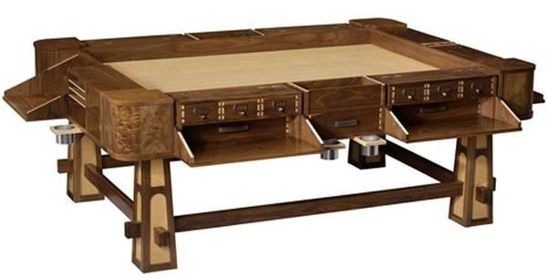 Geek Chic Custom Gaming Table
