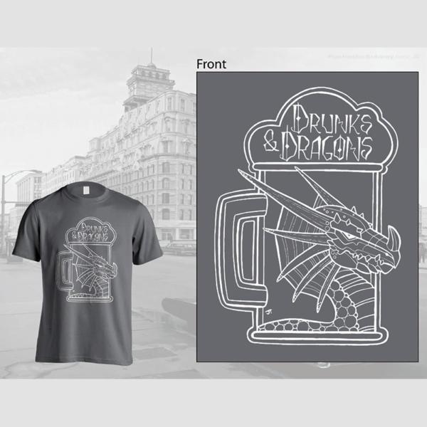 dnd-tankard-shirt