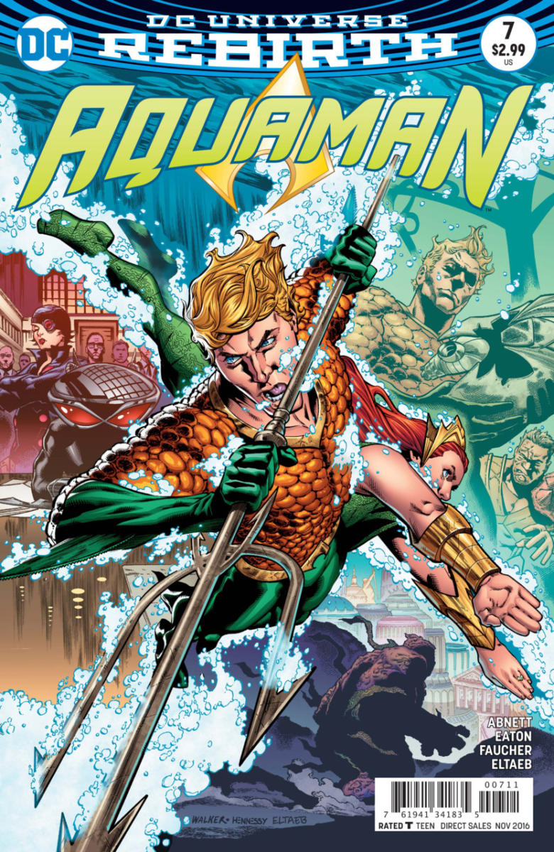 Aquaman #7- DC Comics