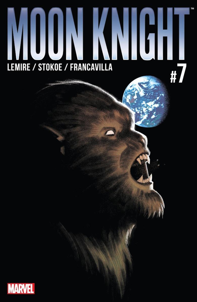 Moon Knight #7- Marvel