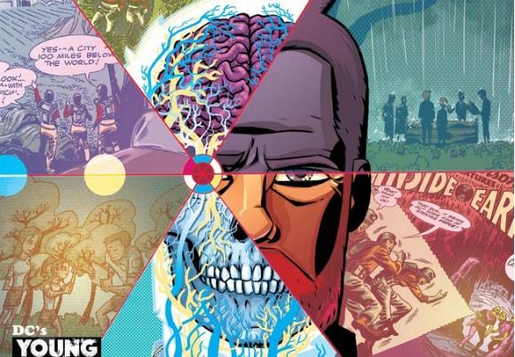 Cave Carson - GeeklyInc Comic Book Roundup