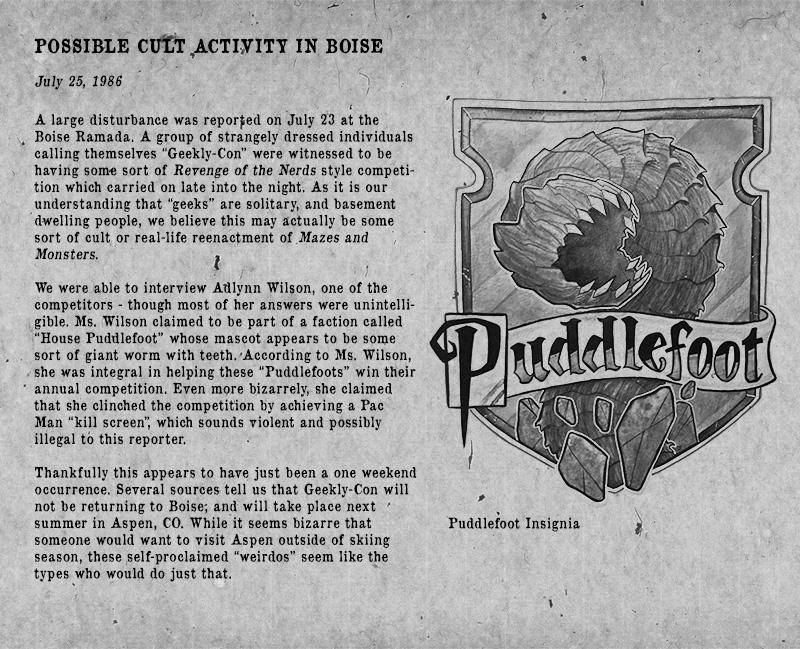puddlefoot-news