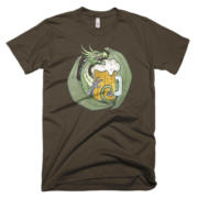 Drunks and Dragons t-shirt