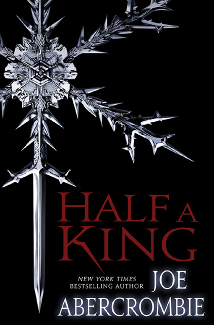 The first edition cover to Half-A-King.