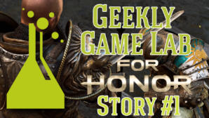 For Honour Story Thumbnail