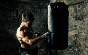 Punching-Bag-Workout-Boxing-Photo