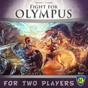 Fight for Olympus Box