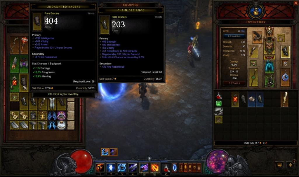 Diablo 3 Patch 2.0.1 Screenshot