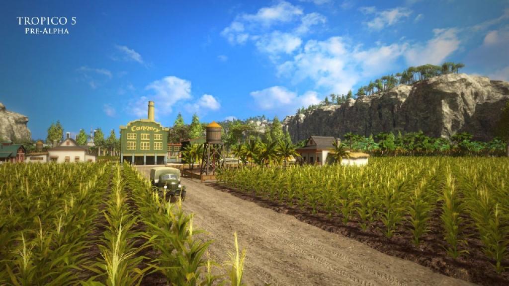 Tropico 5 Pre-Alpha Screenshot