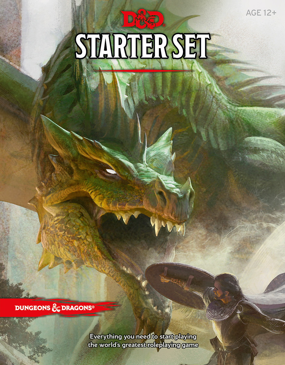Dungeons and dragons 5e starter set, S&D Starter Set