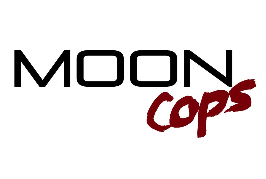 Moon Cops Logo