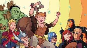 The Unbeatable Squirrel Girl #1