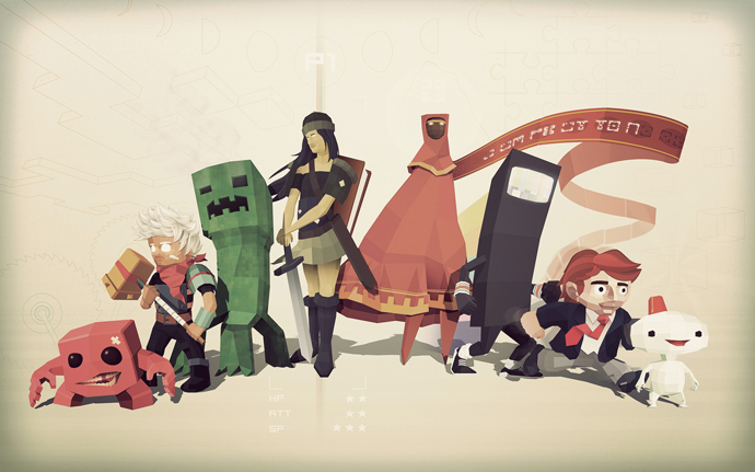 """""""Indies, Assemble"""" by Steve Courtney"""