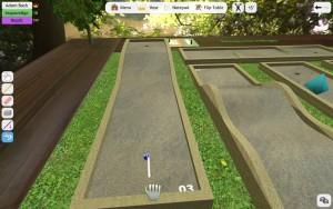 Tabletop Simulator - Flick Golf