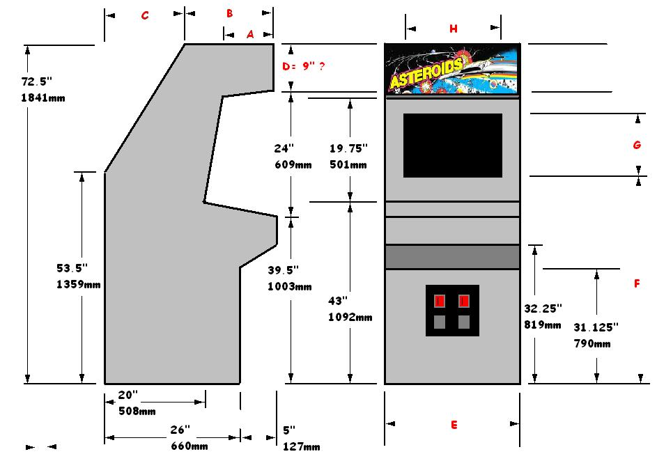 Mame Cabinet Build Plans | memsaheb.net