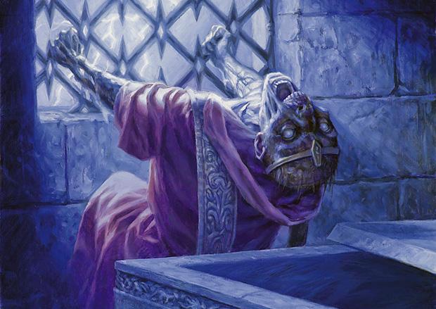 Unburial Rites art by Ryan Pancoast