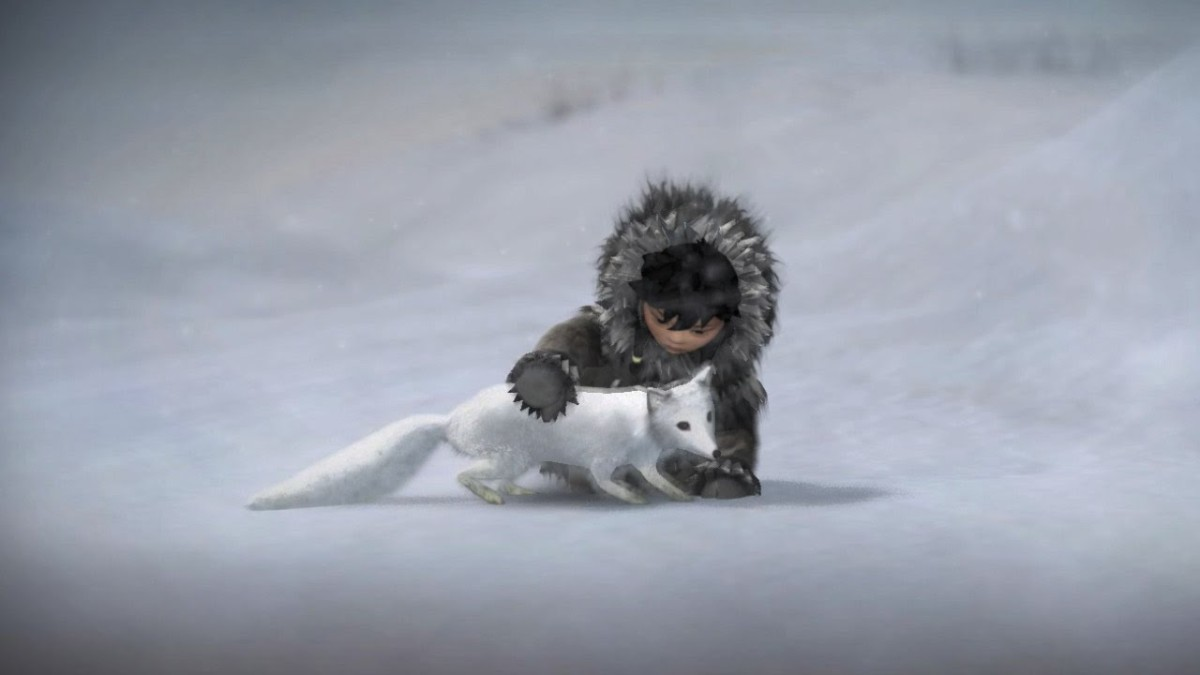 Never Alone, you know...because of your pet fox