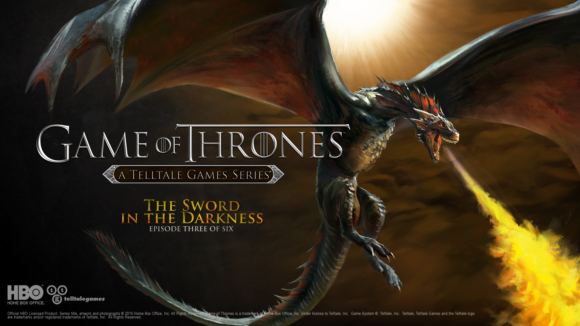 Game of Thrones: The Sword in the Darkness