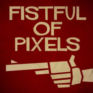 Fistful of Pixels - Low Res Logo