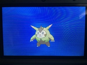 Quilladin! YOU will be my champion, for the next 20 levels. Sigh.