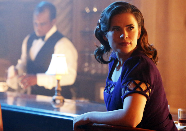 Peggy Carter: actual goddess, source of all things good and right.