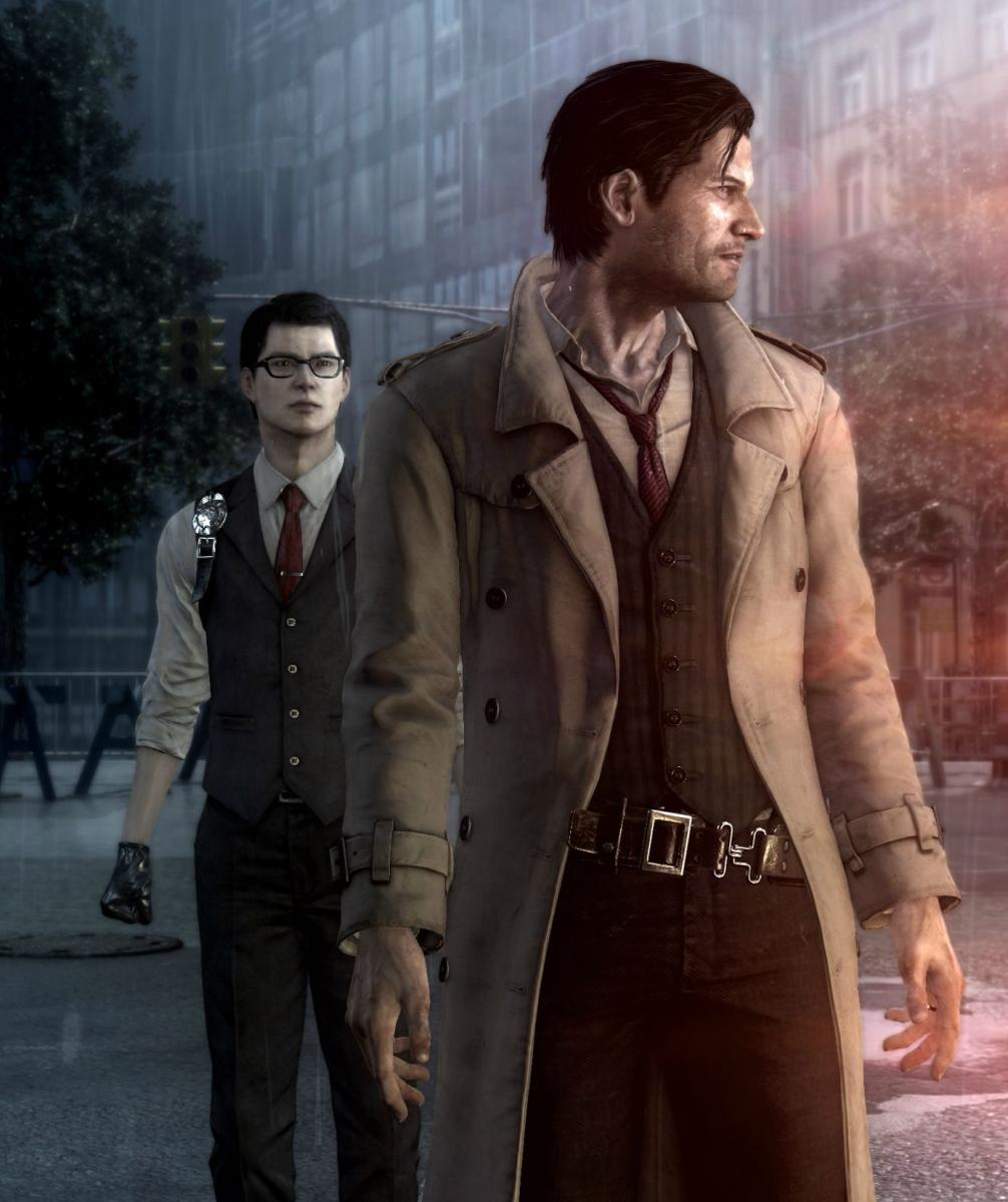 If you image search Sebastian and Jospeh, the Evil Within, you get some real aggressive fan fiction pictures.