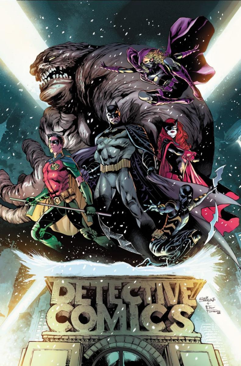 Detective Comics 934- On Sale June 8th