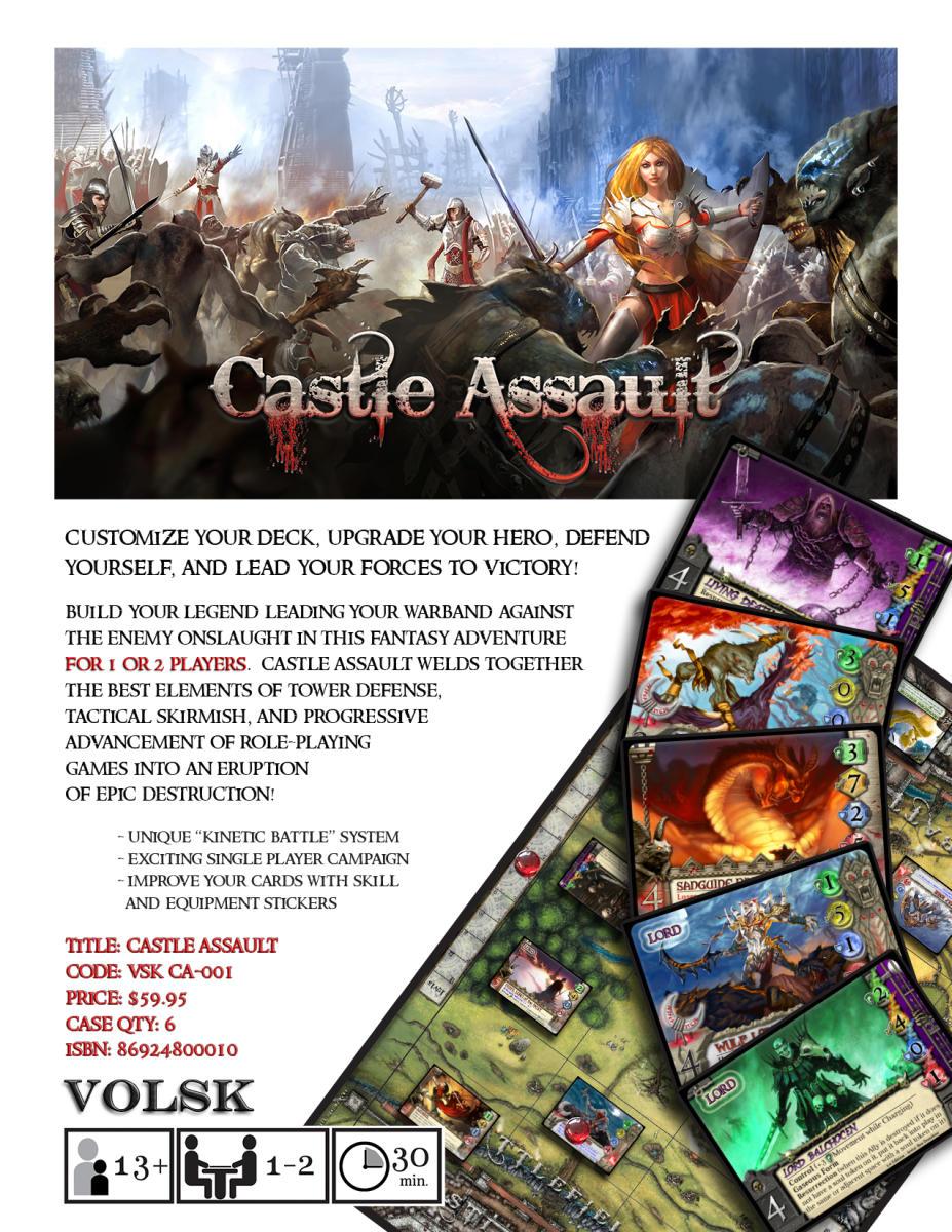 Castle Assault
