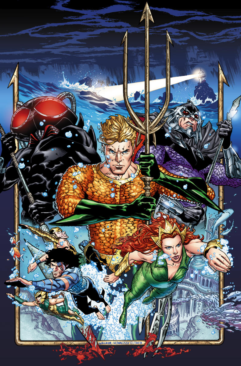 Aquaman #1- On Sale June 22nd