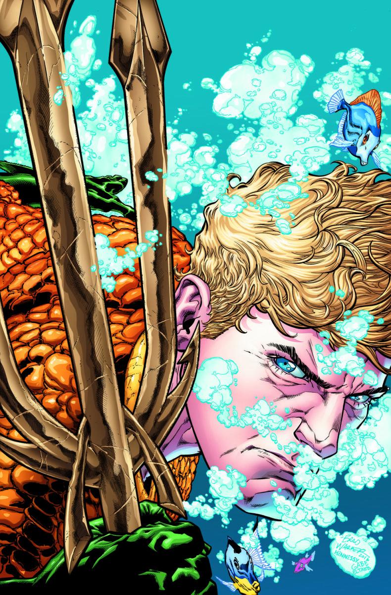 Aquaman: Rebirth- On Sale June 8th