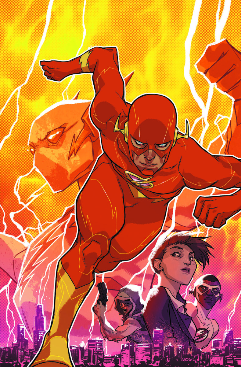 The Flash #1- On Sale June 22nd