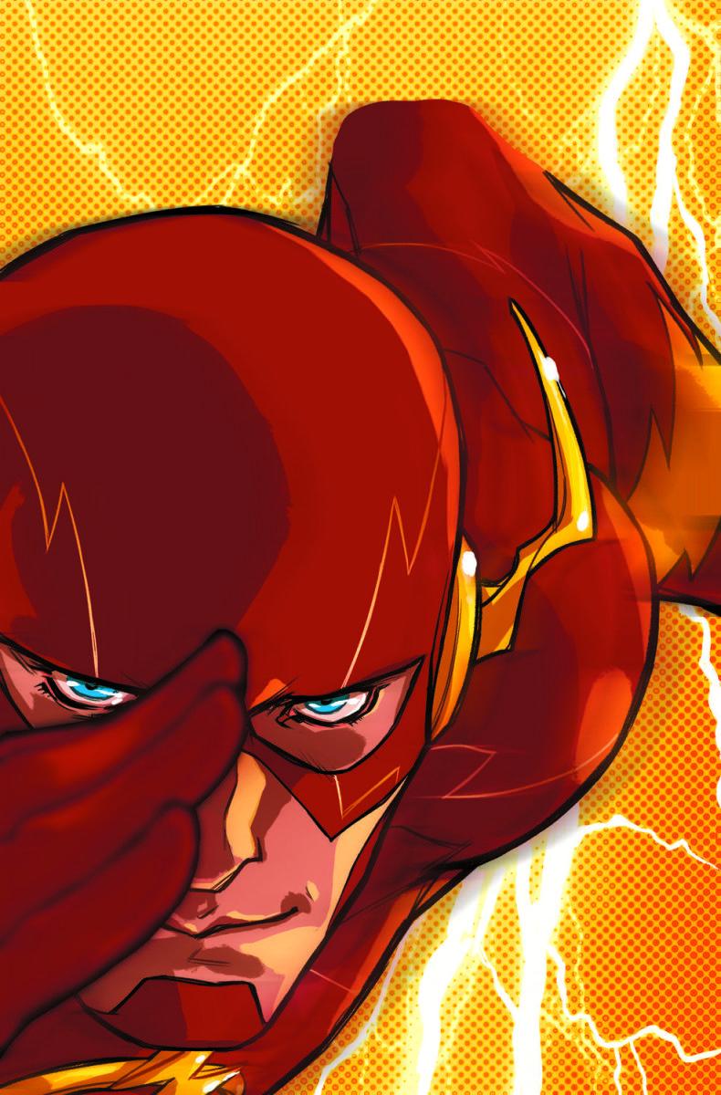 The Flash: Rebirth- On Sale June 8th