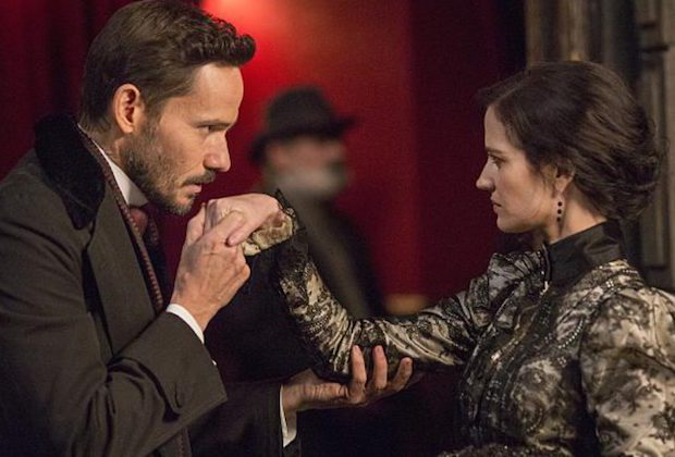 """""""Coffee or Demons?"""" Totally normal Penny Dreadful date"""